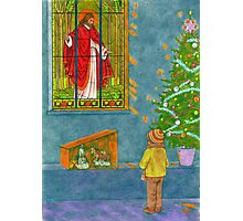 The Meaning of Christmas Photographic Print