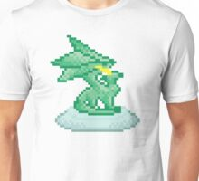Crystal Dragon Statue Spyro Unisex T-Shirt