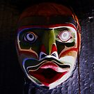 """Totem Mask"" by David Lee Thompson"