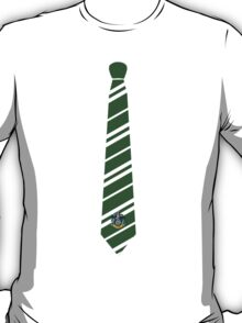 Slytherin Tie T-Shirt