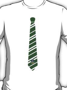 Slytherin Tie T-Shirt
