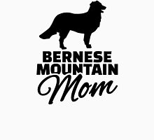 Bernese Mountain Mom Womens Fitted T-Shirt