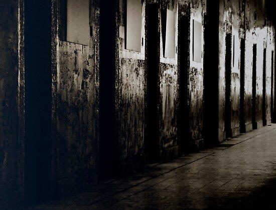 Armagh Gaol Cell Doors by ragman