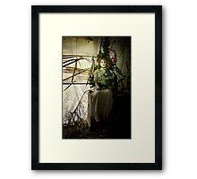 Assimilation Framed Print