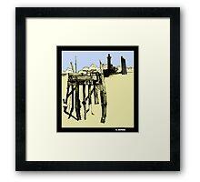 Mamaroneck Bay Framed Print