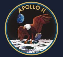 apollo 11 by thesect