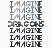 Imagine Dragons Night Visions T-Shirt Kids Clothes