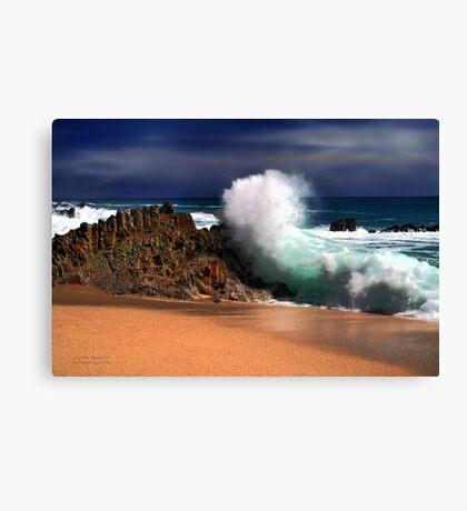 Cabo Surf Canvas Print