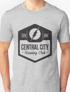 Central City Running Club Black T-Shirt