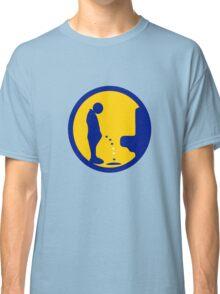 TOILET PISS URINAL Classic T-Shirt