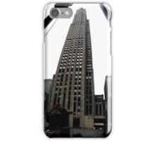30 Rockefeller Center iPhone Case/Skin