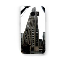 30 Rockefeller Center Samsung Galaxy Case/Skin