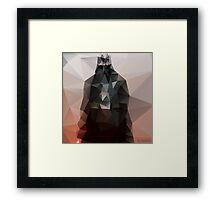 """I am the master"" Framed Print"