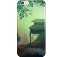 The Fishing Place iPhone Case/Skin