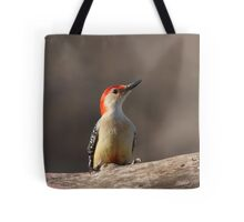 Old Red Belly Tote Bag