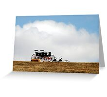 Buggy Greeting Card