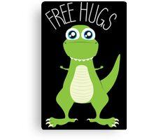 Free Hugs Canvas Print