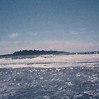 popham beach maine by peggywright