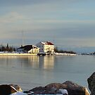 Grand Marais Coast Guard by TingyWende