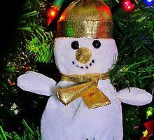 Little Snowman by lezvee