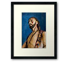 Christo Framed Print