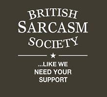British Sarcasm Society T-Shirt
