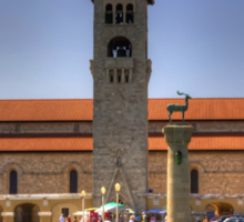 Church of the Annunciation Sticker