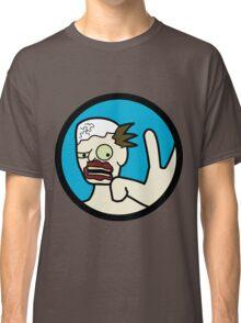 Zombie Badge Classic T-Shirt