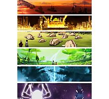 Korra Spirits Photographic Print