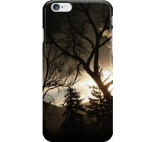 Mystical Colorado Sunset...Colorado Springs iPhone Case/Skin