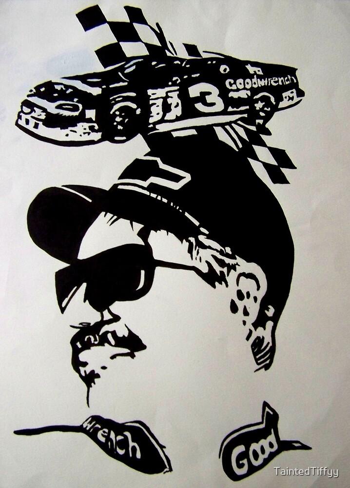 Dale Earnhardt Jr. by TaintedTiffyy