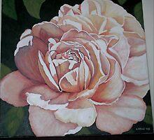 Romantic Rose by Lynne Kells (earthangel)