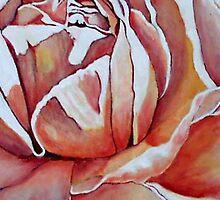 'pruned' Rose by Lynne Kells (earthangel)