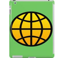 Captain Planet - Planeteers iPad Case/Skin