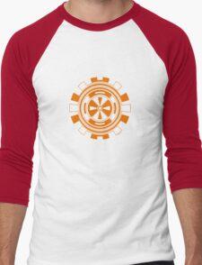 Mandala 11 Vitamin C Men's Baseball ¾ T-Shirt