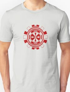 Mandala 11 Colour Me Red Unisex T-Shirt