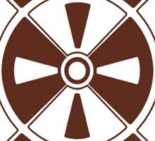 Mandala 11 Chocol'Art Sticker