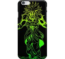 BROLY iPhone Case/Skin