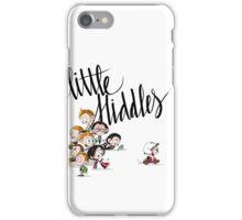 Little Hiddes Title Art iPhone Case/Skin