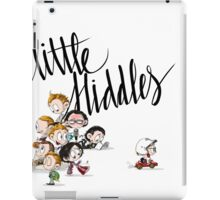 Little Hiddes Title Art iPad Case/Skin