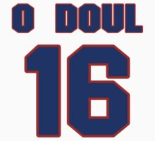 National baseball player Lefty O'Doul jersey 16 by imsport