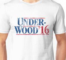 Underwood '16 (distressed style) Unisex T-Shirt