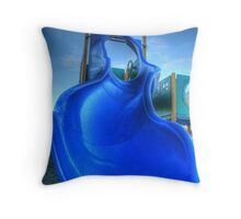 Toddlers Point Of View Throw Pillow