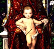 Virgin Mary Baby Jesus Sticker