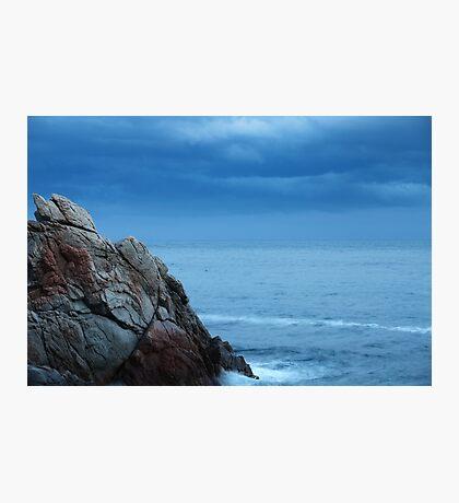 Crag Photographic Print
