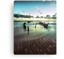 Dicky dawn Canvas Print