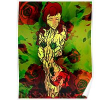 The Roses for Poison Ivy Poster