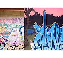 Graffiti Art Sydney Photographic Print