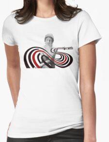 Elliott Smith Figure 8 Mural Womens Fitted T-Shirt