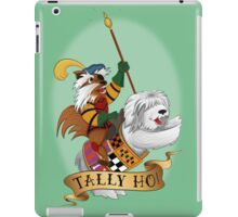 Tally Ho! iPad Case/Skin